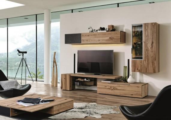 Wohnbereich Modelle V-Alpin Voglauer