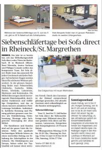 sofa directPR-bericht