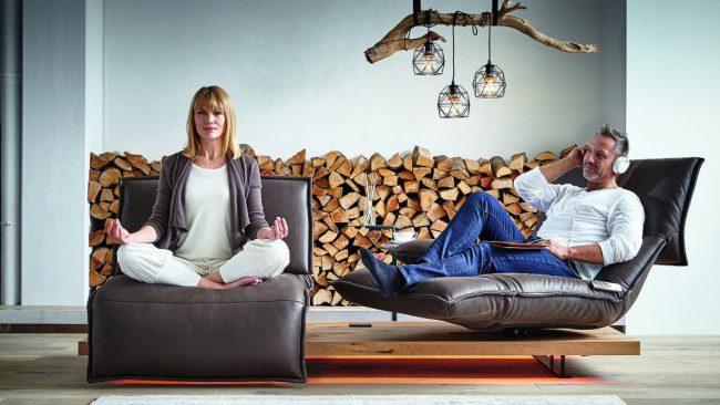 Monti\'s Möbelhaus AG » Polstermöbel Modelle Free-Motion EDIT von ...