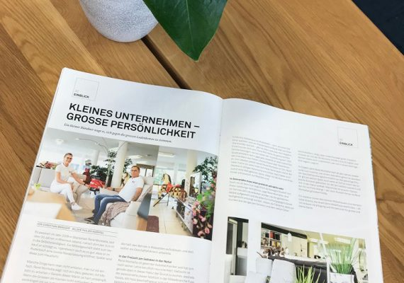 Monti`s Möbelhaus im Mein Eck – Dein Eck – Rheineck