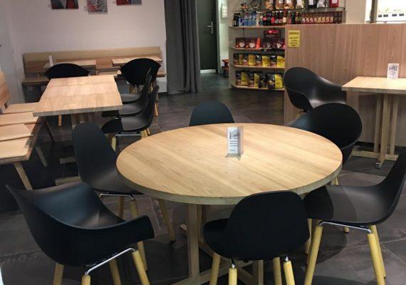Neueinrichtung Cafe & Bäckerei Eschenmoser Widnau