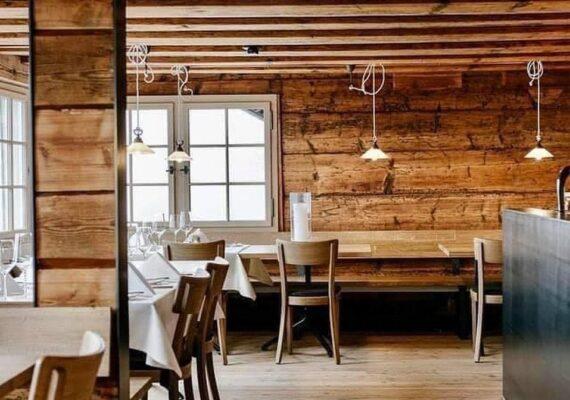 Restaurant Landhaus in Rheineck